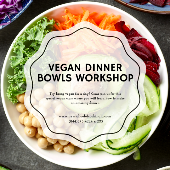 image for a Vegan Dinner Bowls