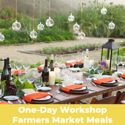 The image for Farmers Market Meals - Workshop