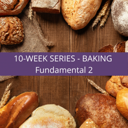 The image for 10-Day Series - Baking Fundamental 2 #Class 1
