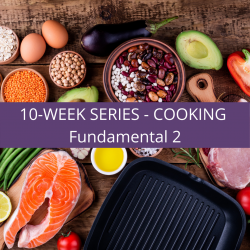 The image for 10-Day Series - Cooking Fundamental 2 #Class 1