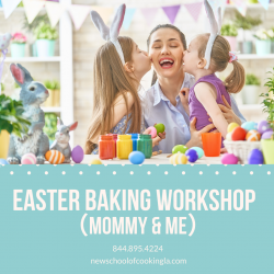The image for Easter Baking Workshop (Mommy & Me)