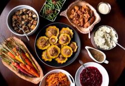 The image for Vegetarian Thanksgiving Cooking Class