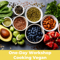 The image for Cooking Vegan - Workshop