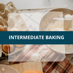 The image for INTERMEDIATE BAKING SERIES CLASS 1