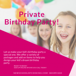 The image for PRIVATE EVENT - SABRINA'S 12TH BIRTHDAY PARTY