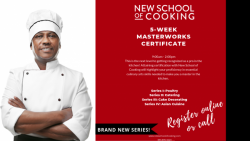 The image for Masterworks Certificate Program Series lll - Cake Decorating