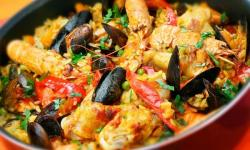 The image for Tapas and Paella