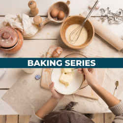 The image for INTRO TO BAKING SERIES CLASS 1