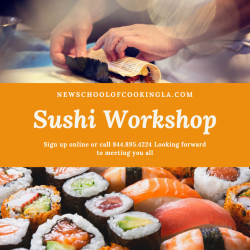 The image for Sushi Workshop